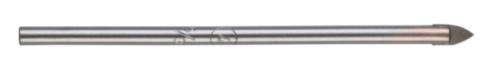 Milwaukee Üveg- cserép fúró 4X65MM