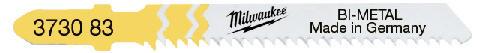 Milwaukee Jigsaw blade 60/1,9MM