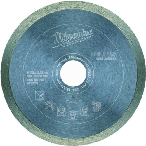 Milwaukee Diamond cutting disc DHTI125