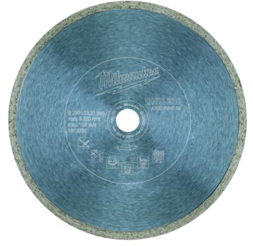 Milwaukee Disc de tăiere diamantat DHTI230