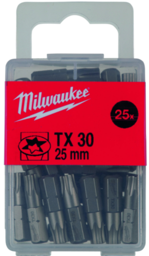 Milwaukee Screwdriver bit 25MM