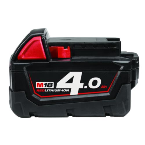 Milwaukee Batterij/Accu M18 B4 (18 V / 4,0 A