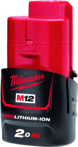 Milwaukee Batterij/Accu M12 B2 (12 V / 2,0 A