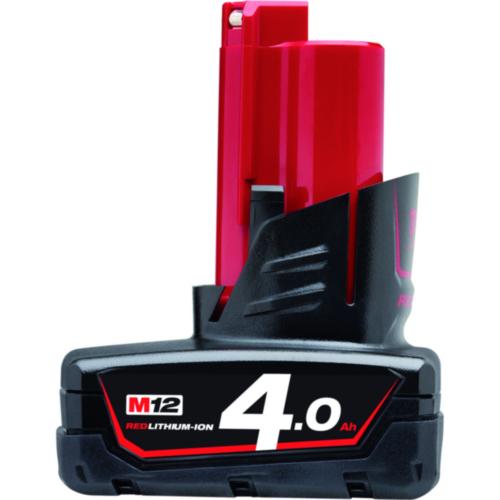 Milwaukee Batterij/Accu M12 B4 (12 V / 4,0 A