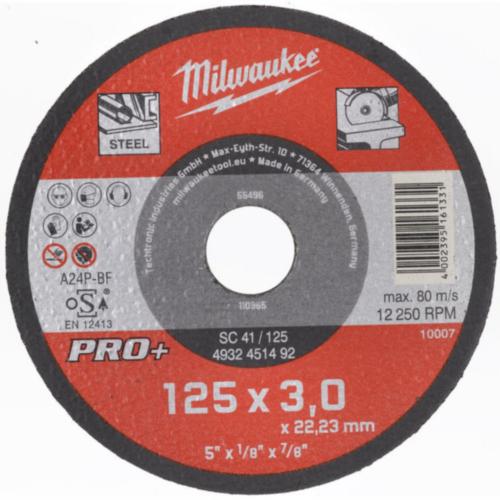 Milwaukee Disque à tronçonner SC42 115X3