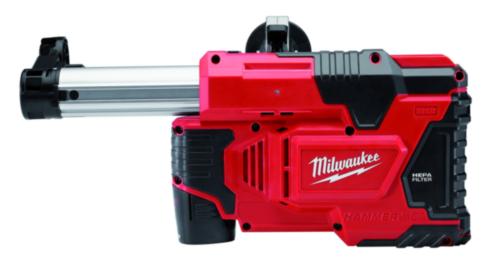 Milwaukee Accu Stofafzuigingset M12 DE-201C