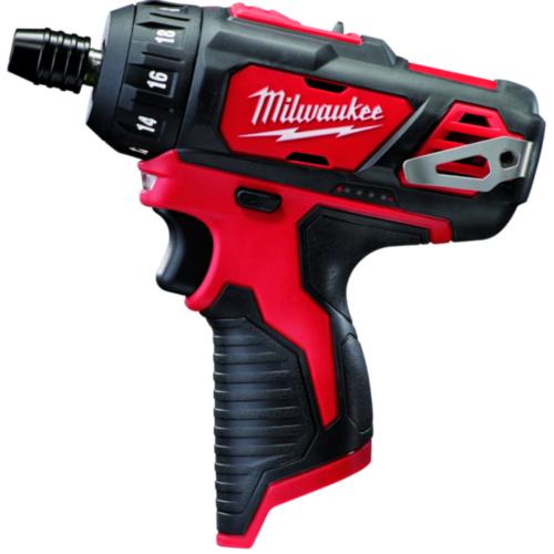 Milwaukee Cordless Destornillador de taladro M12 BD-0