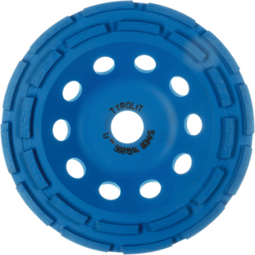 Tyrolit Diamond cup disc 110X18X22,23/15