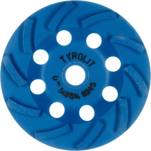 Tyrolit Diamond cup disc 125X20X22,23