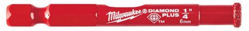 Milwaukee Broca de diamante 12MM