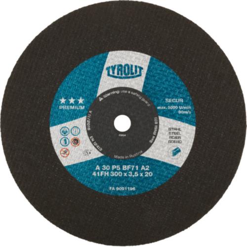 Tyrolit Cutting wheel 300X3,5X22,23