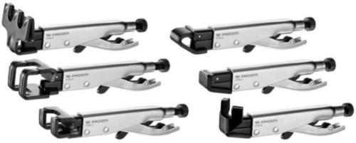 Bodywork lock grip pliers