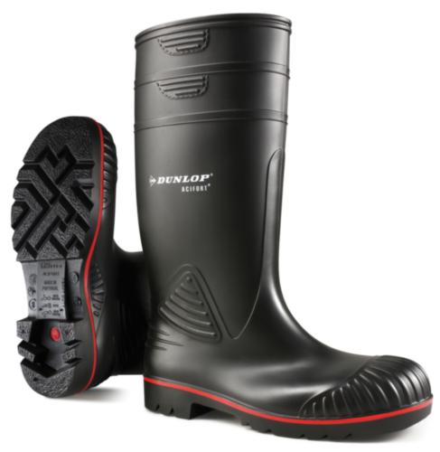 Dunlop Knie laarzen Acifort Heavy Duty Full Safety A442031 43 S5