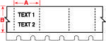 Brady Labels TLS2200 PTL-39-430 750PC