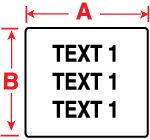 Brady Labels TLS2200 PTL-31-642 250PC