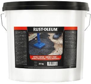Rust-Oleum 5410 Asfaltreparatie Zwart