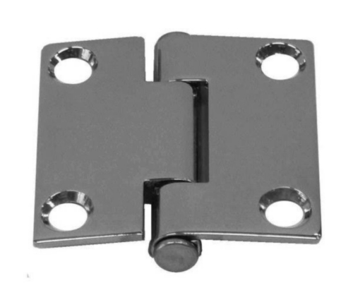 Hinge Stainless steel A2 50MM