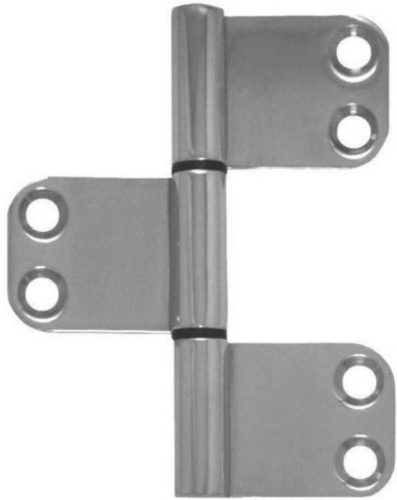 Hinge Stainless steel A4 98X37