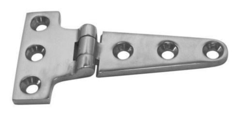 Hinge Stainless steel A4