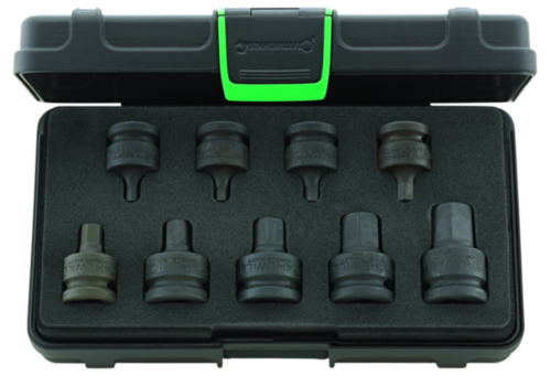 Stahlwille Steckschlüsseleinsatz-Sets 54IMP/9K I 54IMP/9K I