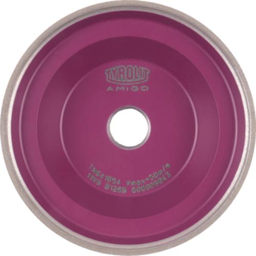 Tyrolit Disco desbarbado 100X35X20