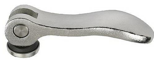 KIPP Cam levers, internal thread Acél 5.8 Horganyzott M6