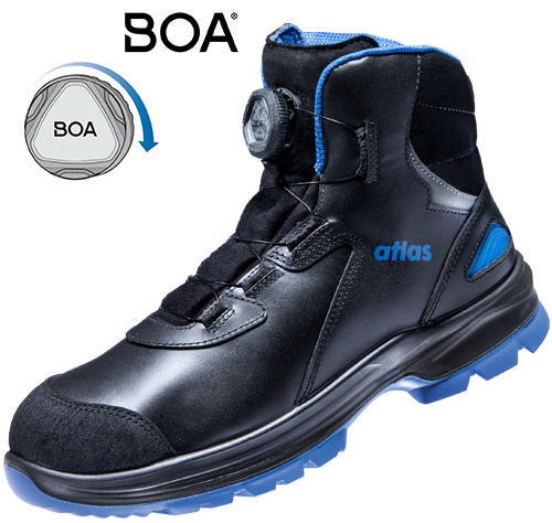 Atlas Safety shoes SL 9845 XP blue 12 48 S3