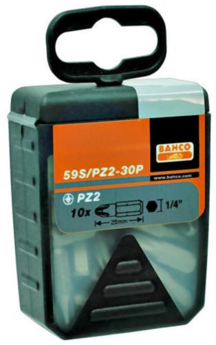 BAHC 30PC BITS 25MM 1/4DR ST 59S/PZ1-30P