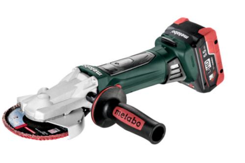 Metabo Cordless Angle grinder WF 18 LTX 125 QUICK