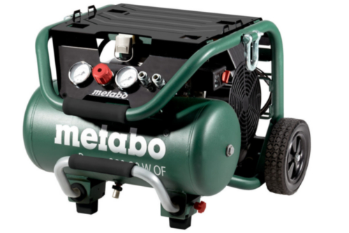 Metabo Mobile piston compressors POWER 400-20 W OF