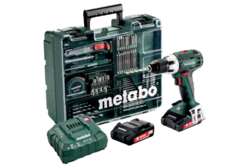 Metabo Cordless Drill driver BS 18 LT MOB.WORKSHP
