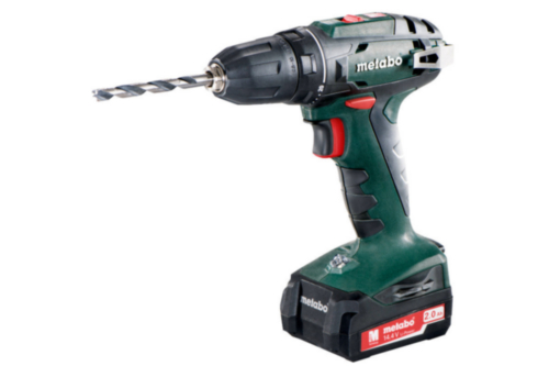 Metabo Cordless Drill driver BS 14,4 2X2,0AH 13MM
