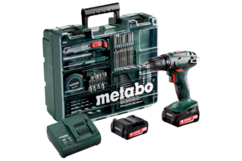 Metabo Cordless Drill driver BS 14.4 MOB.WORKSHOP