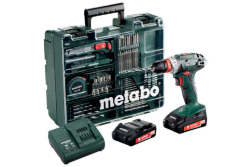 Metabo Cordless Drill driver BS 18 QUICK MOB.WORK