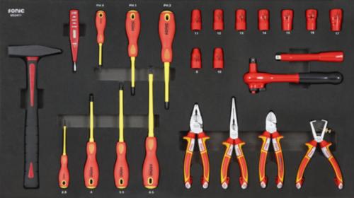 Sonic Modules pour servantes d'atelier VDE 602411