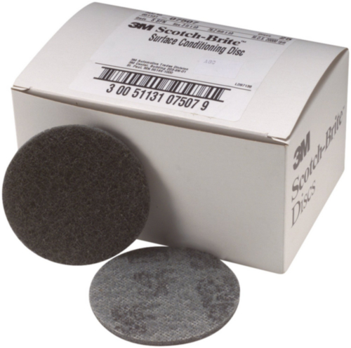 3M Scotchbrite Reinigungsfleece 115X22MM ACRS