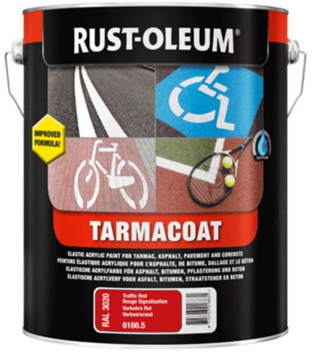 Rust-Oleum Lijnenmarkeerverf ral6010 5000
