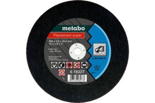 Metabo Flexiamant super 350X3,0X25,4 TF41
