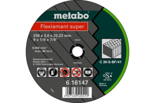 Metabo Flexiamant super 115X2,5X22,23 TF42