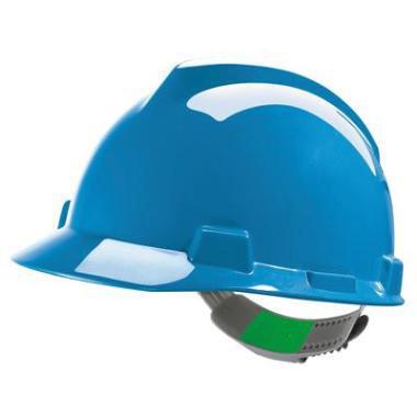 MSA Safety helmet V-Gard Blue BLUE
