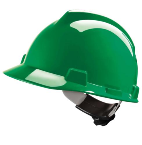 MSA Safety helmet V-Gard 4-point textile V-Gard Green GREEN