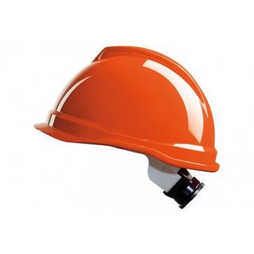 MSA Veiligheidshelm V-Gard Fluorescerend oranje FLUORESCENT ORANGE