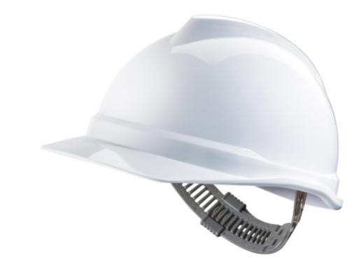 MSA Safety helmet V-Gard 500 White WHITE