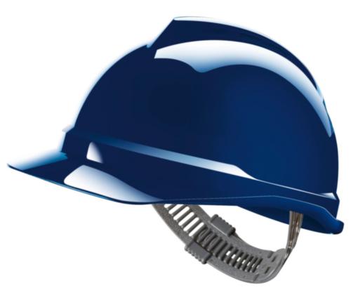 MSA Safety helmet V-Gard 500 Blue BLUE