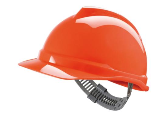 MSA Safety helmet V-Gard 500 Orange ORANGE