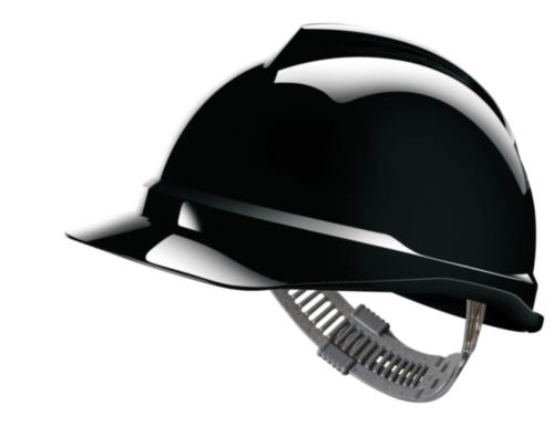MSA Safety helmet V-Gard 500 Black BLACK