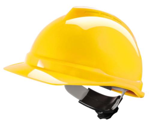 MSA Safety helmet V-Gard 500 Yellow YELLOW