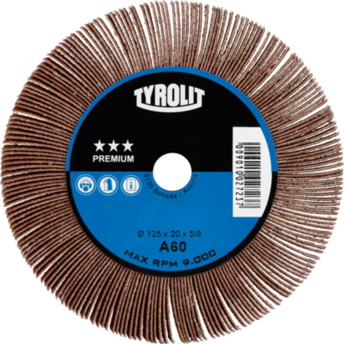 Tyrolit Sanding paper roll 165