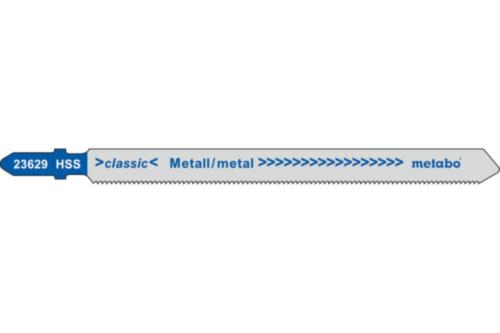 Metabo Jigsaw blade HSS 106/1,2MM