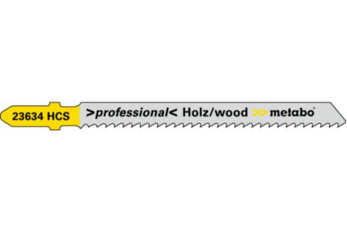 Metabo Brzeszczot do wyrzynarki HCS 74/2,5MM